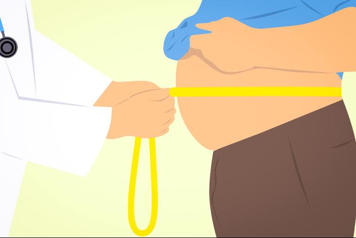 risker med övervikt