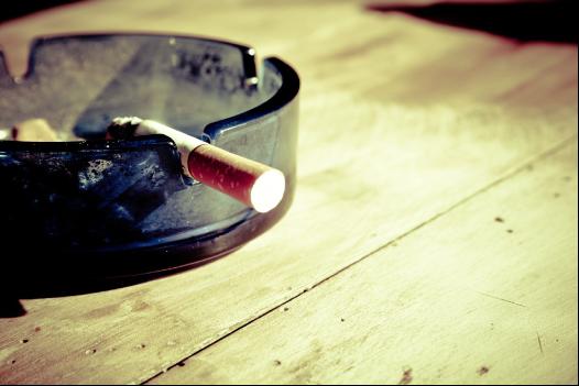 Cigarettrökning-hjärtsjukdomar