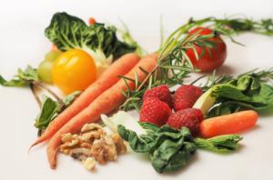 detox diet antioxidanter grönsaker frukter bär