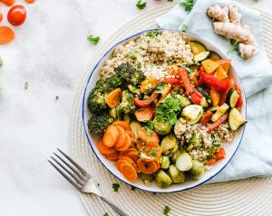 Mat vid diabetes - Kostråd för dig som har diabetes typ 1 eller typ 2