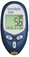 Abbott Freestyle Lite blodsockermätare, blodglukosmätare, blodsocker, mätare, glukos, diabetes