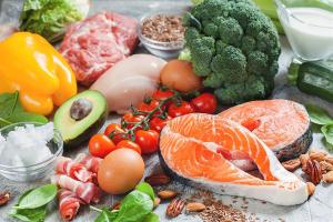 ketogen diet keto diabetes viktnedgång fetma övervikt kost mat